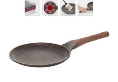 Сковорода блинная GRETA с антипригарным покрытием, 24 см Nadoba 728621