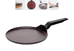 Сковорода блинная KOSTA с антипригарным покрытием, 25 см Nadoba 728921