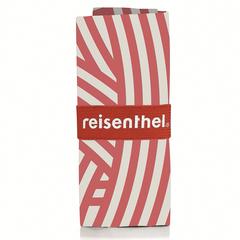 Сумка складная Mini maxi shopper zebra pink Reisenthel AT0033P