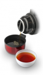 Термос универсальный (для еды и напитков) La Playa Traditional (0,8 литра) красный 560043