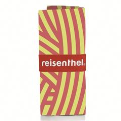 Сумка складная Mini maxi shopper zebra yellow Reisenthel AT0033Y