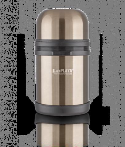 Термос универсальный (для еды и напитков) La Playa Traditional (0,8 литра) оливковый