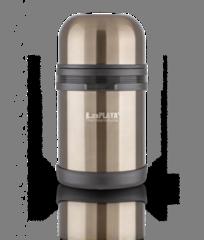 Термос универсальный (для еды и напитков) La Playa Traditional (0,8 литра) оливковый 560044