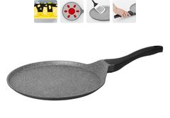 Сковорода блинная GRANIA с антипригарным покрытием, 28 см Nadoba 728121