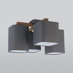 Потолочный светильник TK Lighting Tora 4166 Tora Gray