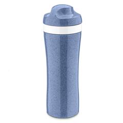 Бутылка OASE Organic 425 мл синяя Koziol 3708671