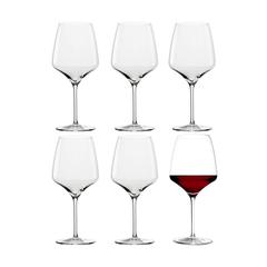 Набор из 6 бокалов для красного вина 695мл Stolzle Experience Burgundy