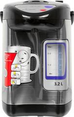 Термопот Sinbo (3,2 литра) 730 Вт, черный/серебристый SK 2395