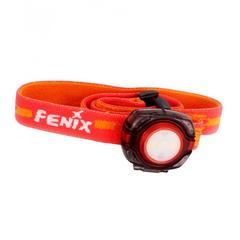 Фонарь светодиодный налобный Fenix HL05 красный, 8 лм, 2-CR2032 HL05R