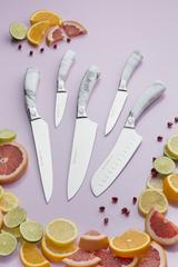 Нож кухонный для мяса 20см Viners Eternal Marble v_0302.167