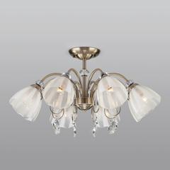 Потолочный светильник Eurosvet Floranse 30155/8 античная бронза