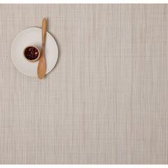 Салфетка подстановочная, жаккардовое плетение, винил, (36х48) Chino (100105-007) CHILEWICH Bamboo арт. 0025-BAMB-CHIN
