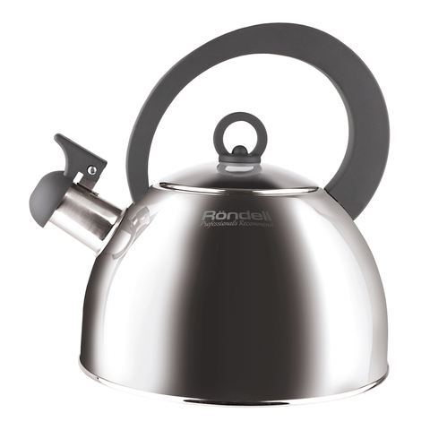 Чайник 2,0л Rondell Strike Grey RDS-922