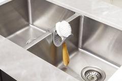 Органайзер для раковины Sling серый Umbra 1004294-149