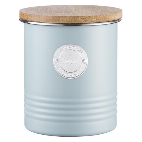 Емкость для хранения сахара Living, голубая, 1л TYPHOON 1400.972V
