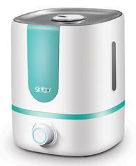 Увлажнитель воздуха Sinbo (4 литра), белый/бирюзовый SAH 6111