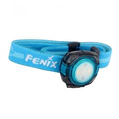 Фонарь светодиодный налобный Fenix HL05 синий, 8 лм, 2-CR2032 HL05B