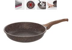 Сковорода GRETA с антипригарным покрытием, 28 см Nadoba 728616