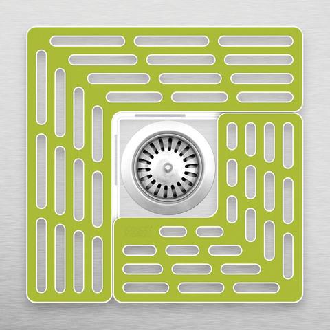 Подложка для раковины универсальная Joseph Joseph sinksaver™ серая/белая 85037