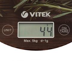 Весы кухонные  VITEK VT-8029(BN)