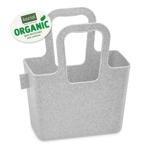 Органайзер Taschelini S Organic, серый Koziol 5415670