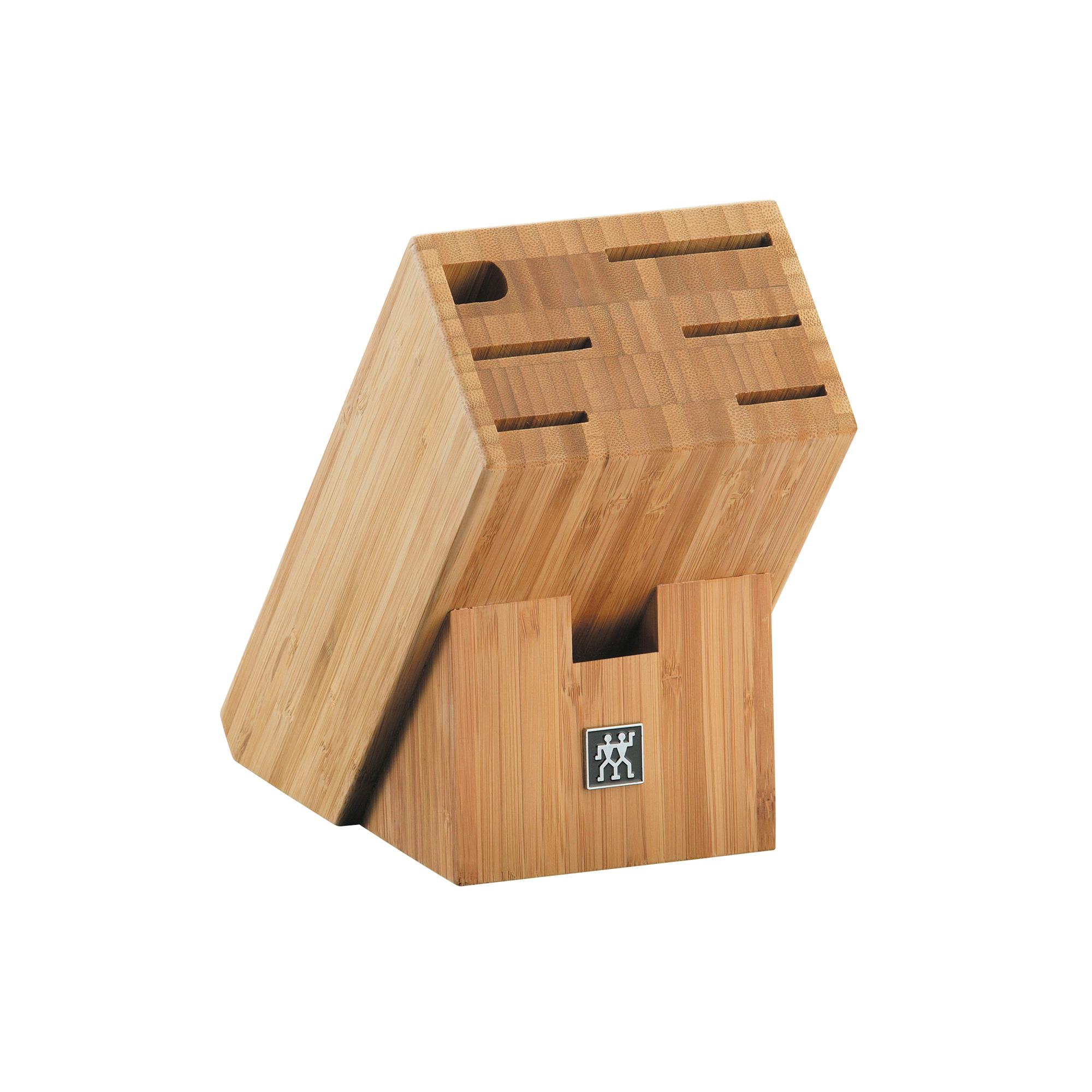 Подставка для ножей из бамбука Zwilling 35042-400