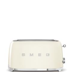 Тостер на 4 ломтика Smeg (Кремовый) TSF02CREU