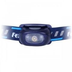 Фонарь светодиодный налобный Fenix HL16 синий, 70 лм, 1-АА HL16bl