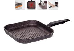 Сковорода-гриль KOSTA с антипригарным покрытием Nadoba 728920