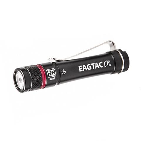 Фонарь светодиодный EagleTac D25AAA XP-G2 (красный)