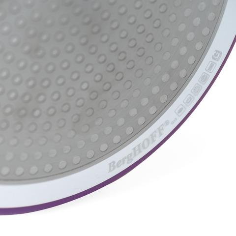 Кастрюля с крышкой 16см 2л BergHOFF Eclipse (фиолетовая) 3700144