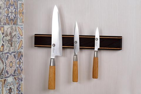 Магнитная планка для ножей Chef (термоясень/ясень) CH-003/3
