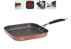 Сковорода-гриль MEDENA с антипригарным покрытием Nadoba 728720