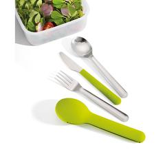 Набор столовых приборов Joseph Joseph GoEat™ Cutlery Set зелёный 81033