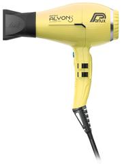 Фен Parlux Alyon Ionic, 2250 Вт, 2 насадки, желтый 0901-Alyon Yellow