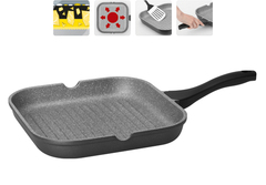 Сковорода-гриль GRANIA с антипригарным покрытием Nadoba 728120