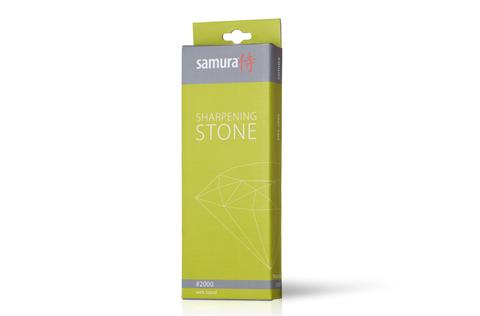 Камень точильный водный однослойный #2000 Samura SWS-2000