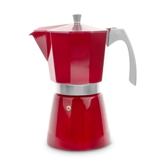Кофеварка гейзерная на 12 чашек IBILI Evva арт. 623212