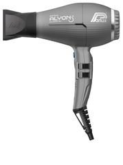 Фен Parlux Alyon Ionic, 2250 Вт, 2 насадки, серый 0901-Alyon Matt Graphite
