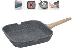 Сковорода-гриль MINERALICA с антипригарным покрытием Nadoba 728420