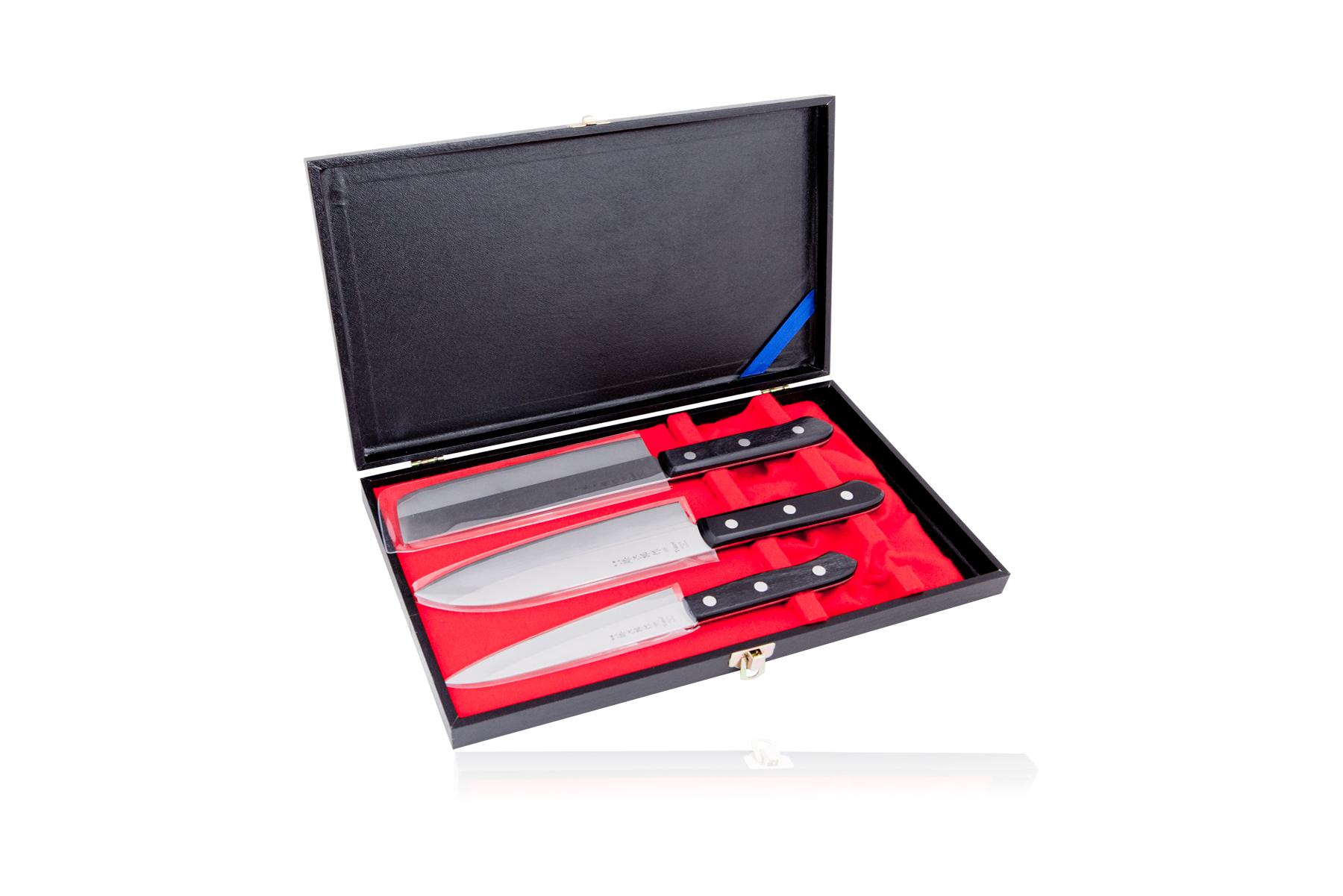 Нож кухонный Tojiro 15553296 от best-kitchen.ru
