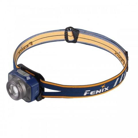 Фонарь светодиодный налобный Fenix HL40R Cree XP-LHIV2 LED синий, 300 лм, встроенный аккумулятор