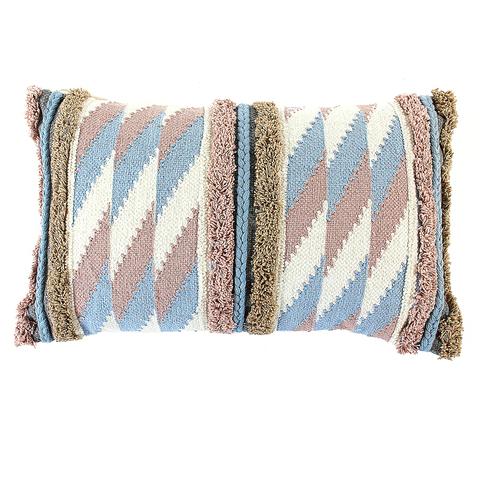 Чехол на подушку с бахромой Tkano TK18-CC0001