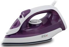 Утюг Sinbo, 1800 Вт, тефлоновая подошва, фиолетовый SSI 6602