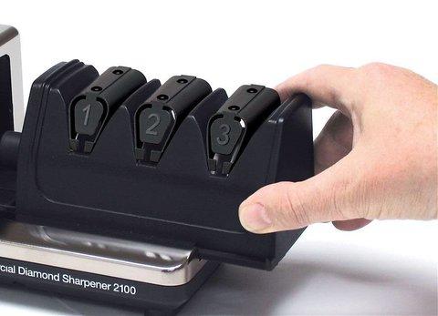 Модуль точильный съемный к CH/2100 (для европейских ножей)