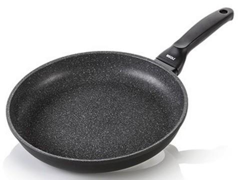 Литая сковорода Risoli HardStone Granito 24см 00103GR/24HS