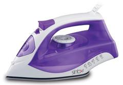 Утюг Sinbo, 2200 Вт, керамическая подошва, фиолетовый SSI 6618