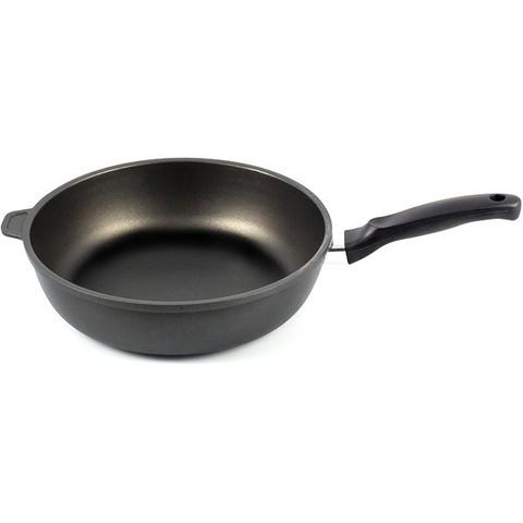 Литая глубокая сковорода Risoli Saporella 24см 00104/24T00