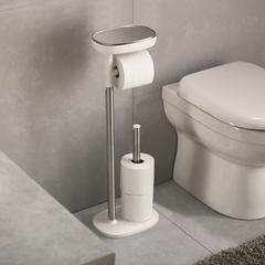 Держатель для туалетной бумаги с подносом EasyStore Joseph Joseph 70518