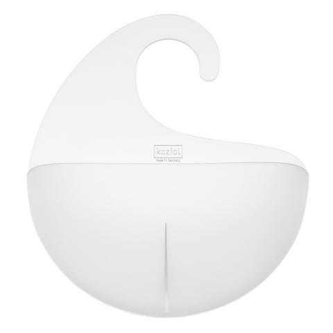 Органайзер для ванной SURF XL, прозрачный Koziol 2846535